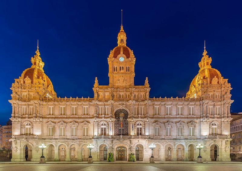 cita del pasaporte en la Coruña