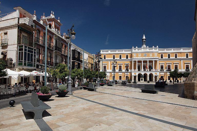 cita previa del pasaporte en Badajoz primera vez