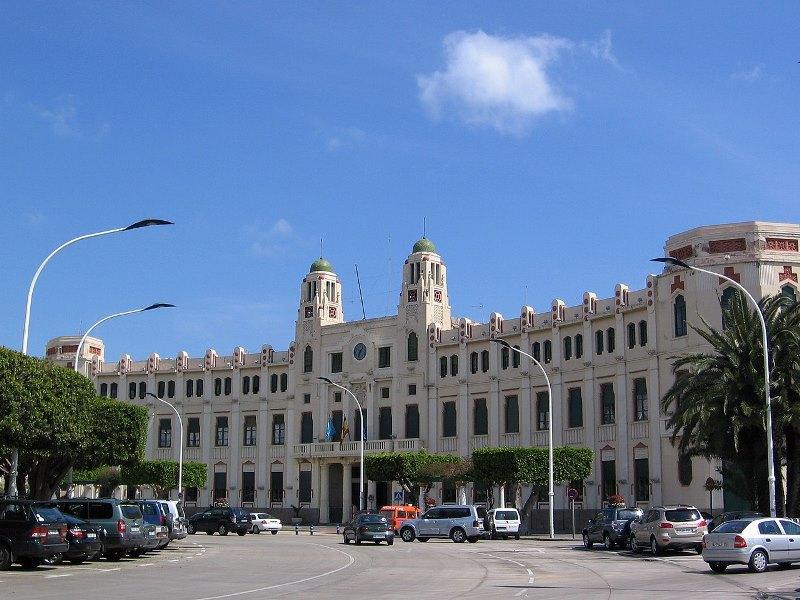 cita previa del pasaporte en Melilla