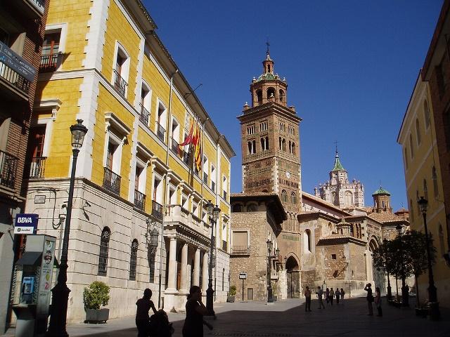cita previa del pasaporte en Teruel