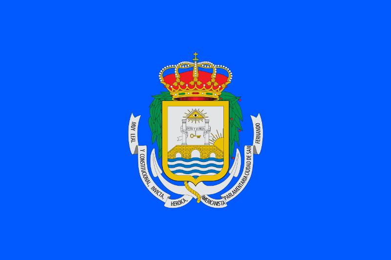 cita previa del pasaporte en San fernando