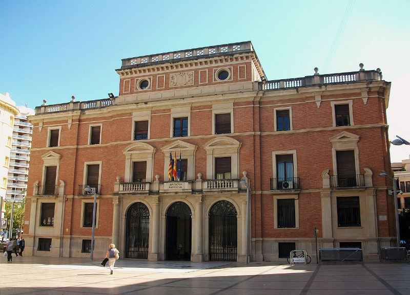 cita previa del dni en Castellón