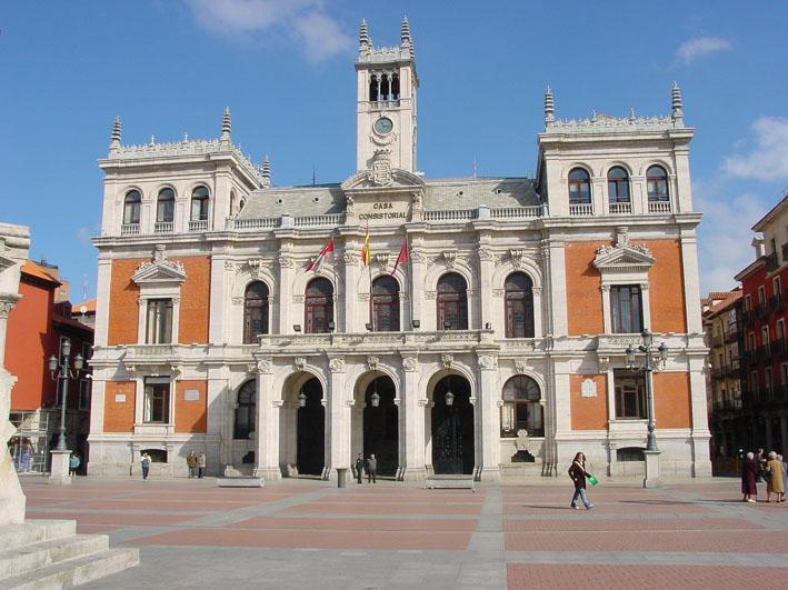 cita previa del pasaporte en Valladolid Fray Luis de Granada
