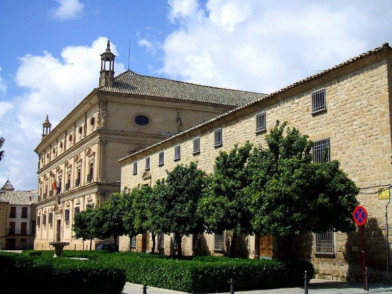 cita previa del dni en Ubeda plaza vasquez molina