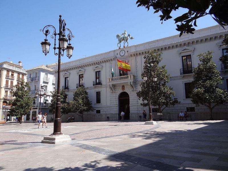 cita previa del dni en Granada Centro Norte Sur